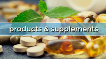 Products & Supplements